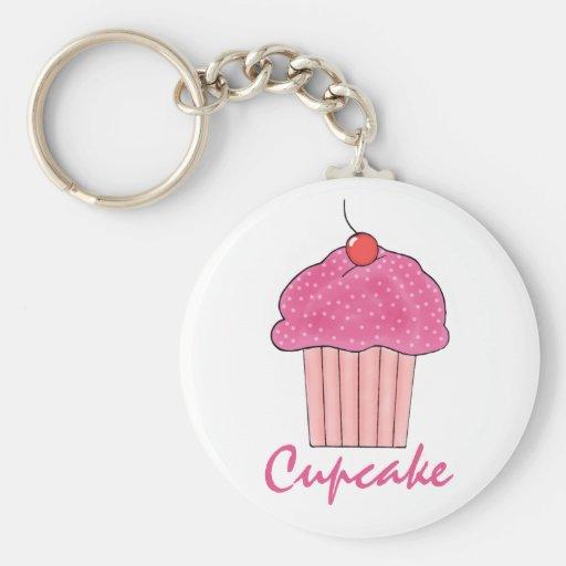 Cupcake Sleutel Hangers