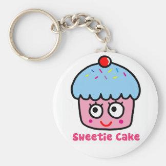 cupcake yummy keychain sleutel hangers