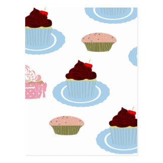 Cupcakes Briefkaart