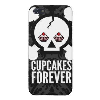 cupcakes voor altijd iphone 4 hoesje