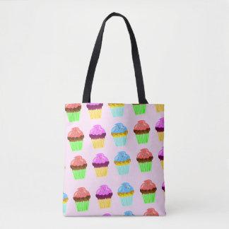 Cupcakes voor Geluk Draagtas