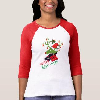 cupid de decoratieRendier van maretakKerstmis T Shirt