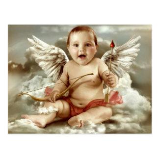 cupido baby briefkaart