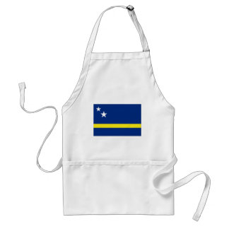 Curaçao Vlag Standaard Schort