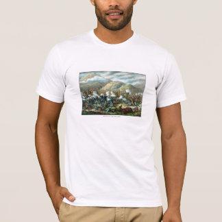 Custer duurt Tribune T Shirt