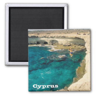 CY - Cyprus - Kaap Griekse Capo Greco Magneet