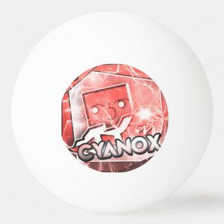 cyanix pingpongbal pingpongballen