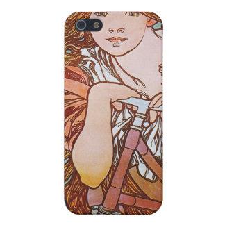 Cycli Perfecta, Mucha iPhone 5 Covers