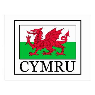 Cymru Briefkaart