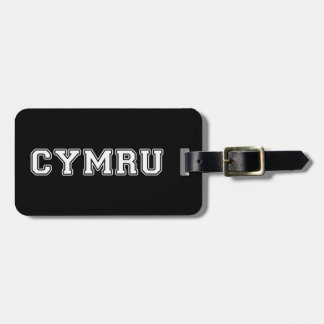 Cymru Kofferlabels