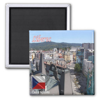 CZ - Tsjechische Republiek - Liberec Magneet