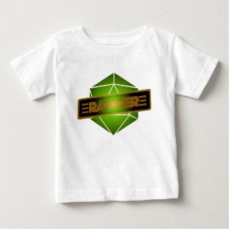 D20 de Boswachter van de Ster Baby T Shirts