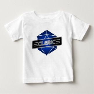 D20 de Geestelijke van de Ster Baby T Shirts