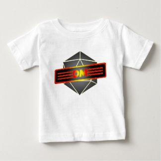 D20 de Meester van de Kerker van de Ster Baby T Shirts