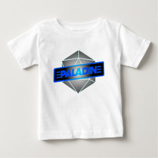D20 de Voorvechter van de Ster Baby T Shirts