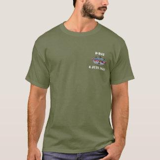 D-Day 6 Groen juni 1944 T Shirt