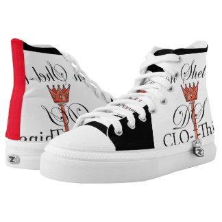 D.S. Het sneakers van de mode