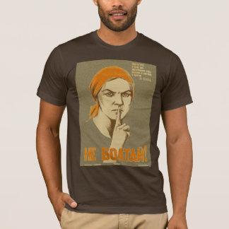DA Russische dame T Shirt