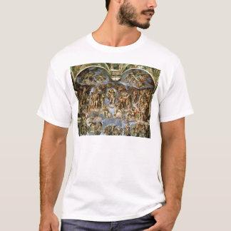 Dag des oordeels, van de Sistine Kapel, 1538-41 T Shirt