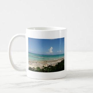 Dag die Cay van de Bahamas koffiemok dromen