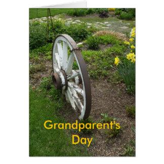Dag-September van de Grootouder van het Kaart