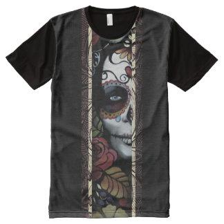 Dag van de Dode Antiquiteit All-Over-Print T-shirt