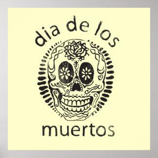 dag van de doden poster