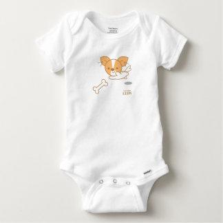 Dagelijkse Leon: Het springen Baby Romper