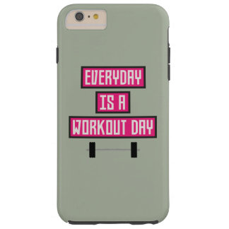 Dagelijkse Training Dag Z52c3 Tough iPhone 6 Plus Hoesje