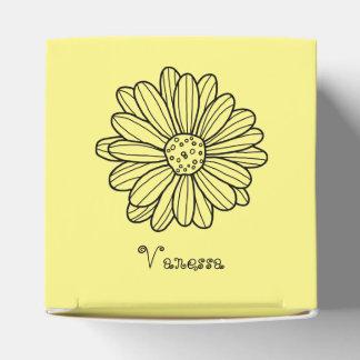 Daisy Flower Bedankdoosjes