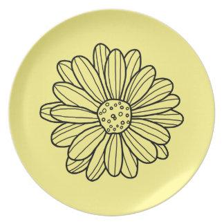 Daisy Flower Bord