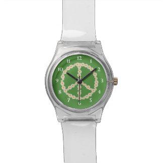 Daisy Peace Horloge