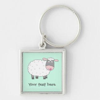 Daisy Sheep Sleutelhanger