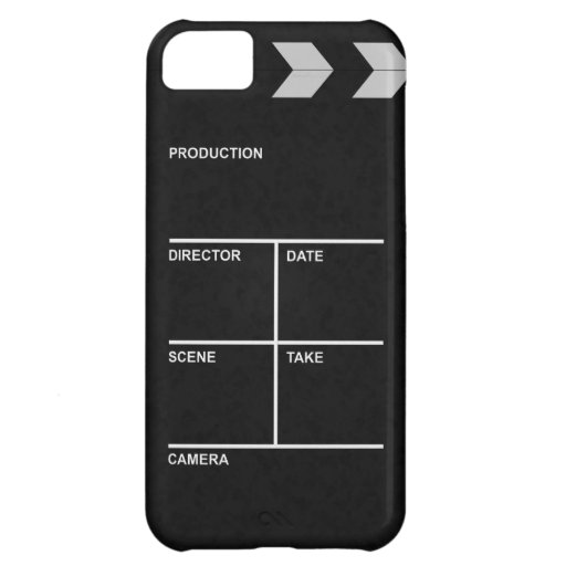 dakspaan bioskoop iPhone 5C case