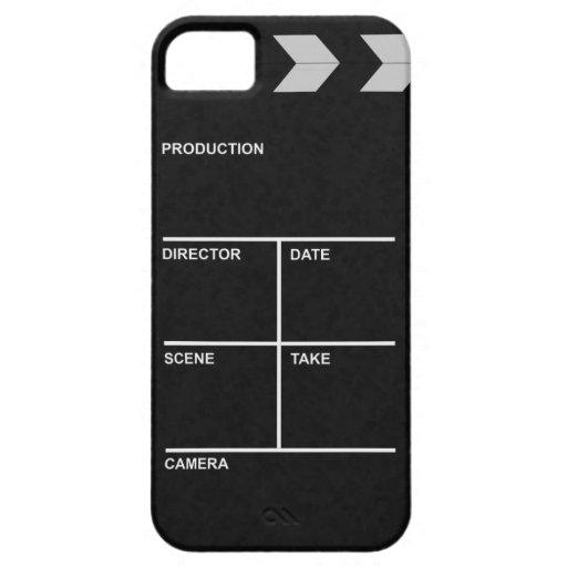 dakspaan bioskoop iPhone 5 hoesjes