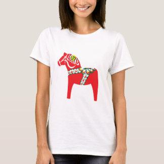 Dalahäst | paard Dala T Shirt