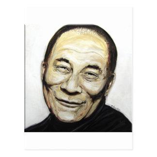 Dalai Lama Briefkaart