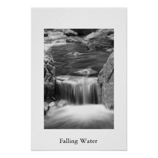 Dalend Water Poster