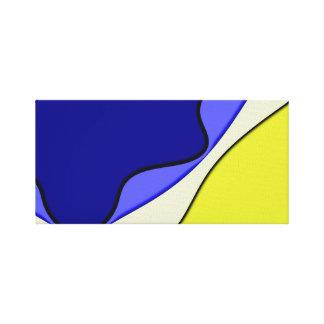Dali-stijl de Druk van het Canvas