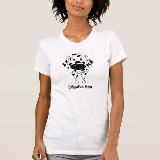 Dalmatisch Mamma T Shirt