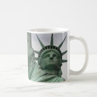 Dame Liberty New York Koffiemok