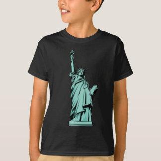 Dame Liberty T Shirt