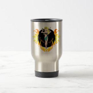 Dame Luck Travel Mug Reisbeker