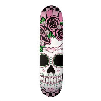 Dame Sugar Skull Skateboard Decks