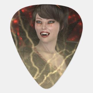 Dame Vamp Plectrum