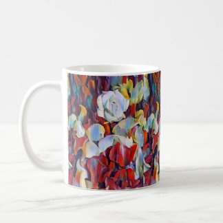 Dames Bloemen Koffiemok