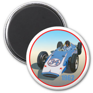 Dan Gurney 1962 Indy Magneet