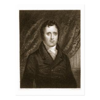 Daniel D. Tompkins (1774-1825) door Thomas wordt Briefkaart