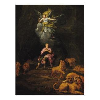 Daniel in het Hol van Leeuwen Briefkaart
