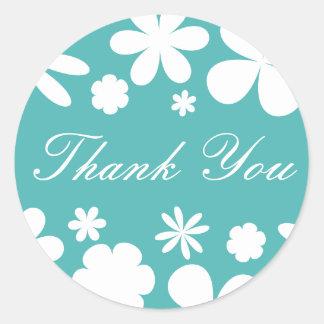 Dank u de Verbinding van de Sticker van de Envelop